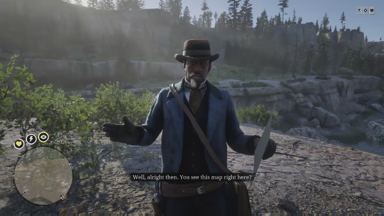 A Dank Sloth playing Red Dead Redemption 2